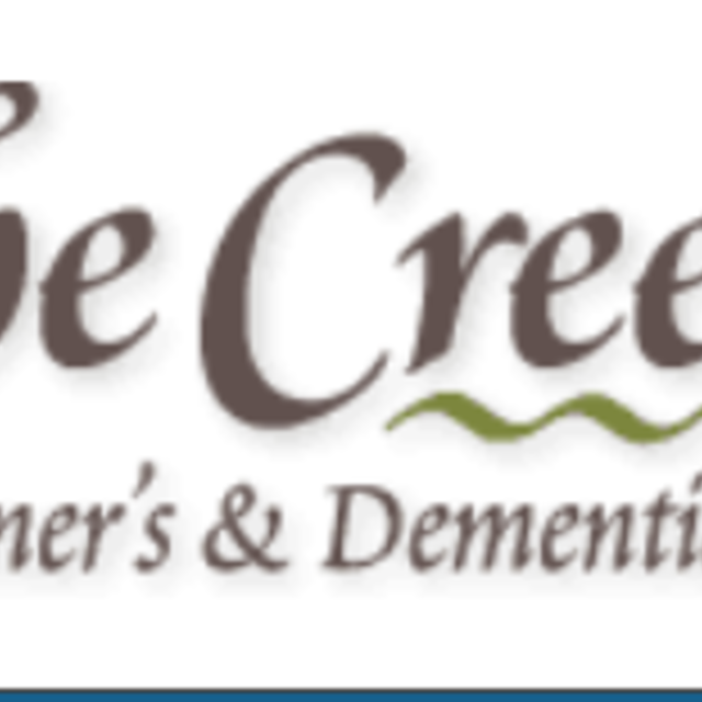 Cedar Creek Alzheimer's and Dementia Care Center, Los Gatos, CA logo