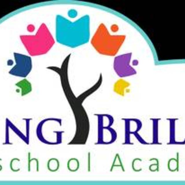 Growing Brilliant Preschool Academy, Folsom, CA logo