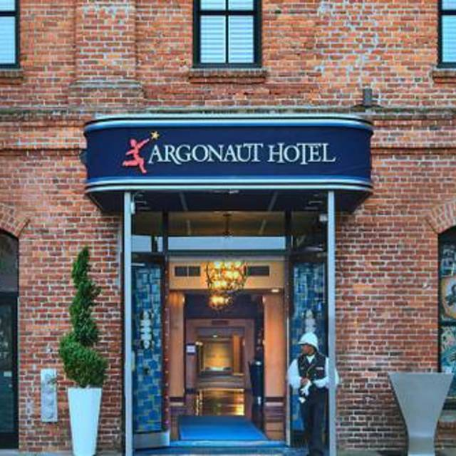 The Argonaut: A Boutique Hotel in Fisherman's, San Francisco, CA logo
