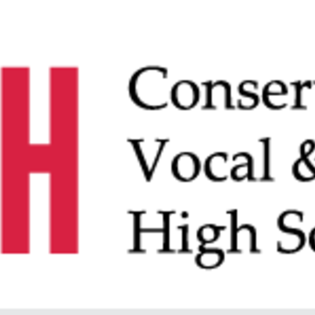 The Conservatory of Vocal / Instrumental Arts High School (COVAH), Oakland, CA logo