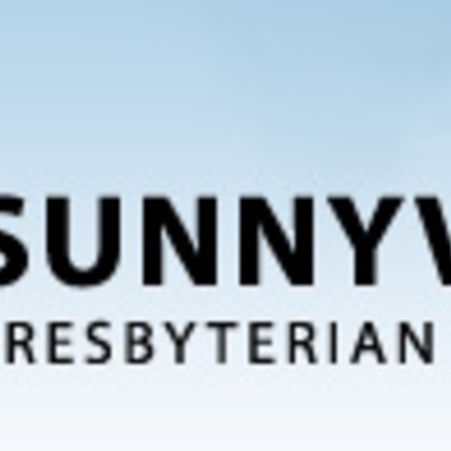 The Sunnyvale Presbyterian Church, Sunnyvale, CA logo