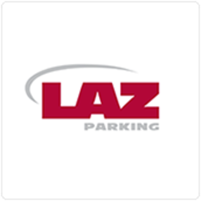 LAZ Parking, Chicago, IL logo