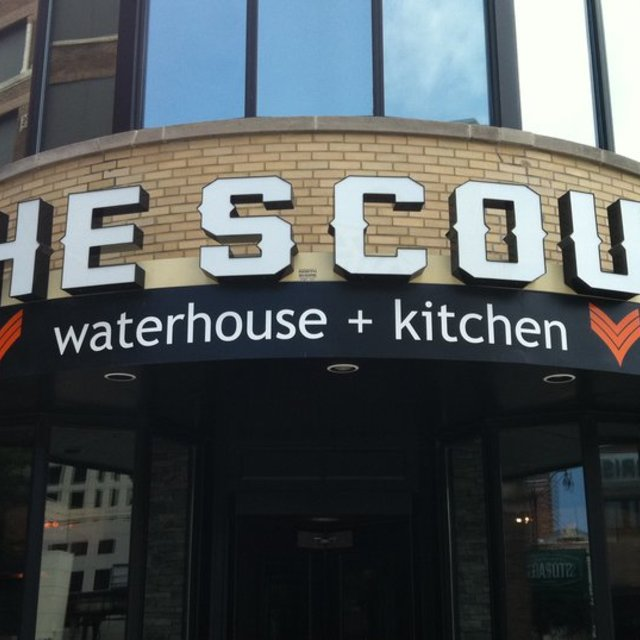 The Scout Waterhouse + Kitchen, Chicago, IL logo