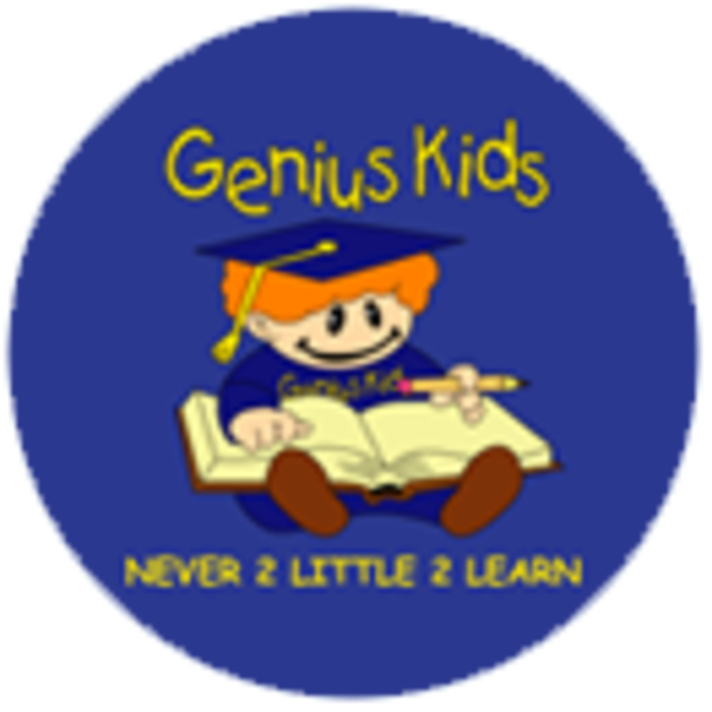Lil' Genius Kid Infant & Toddler Center, Pittsburg, CA logo