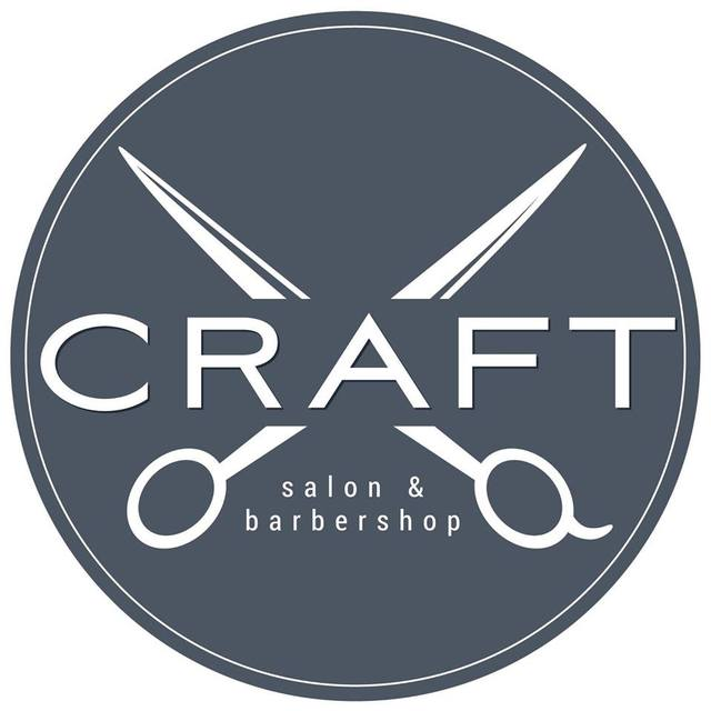 Craft Salon & Barbershop, Campbell, CA logo