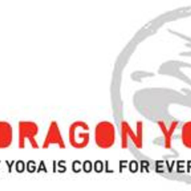 Red Dragon Yoga, Mill Valley, CA logo
