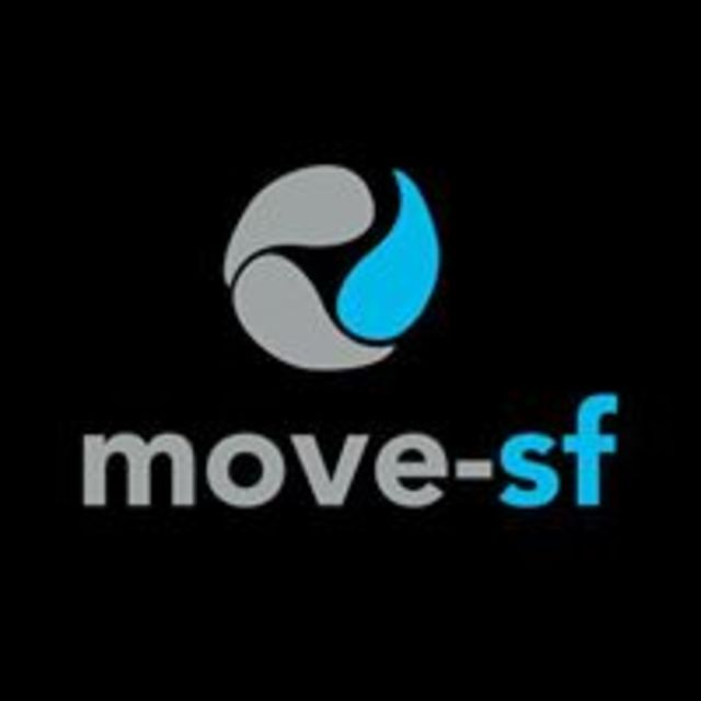 move-sf, San Francisco, California logo
