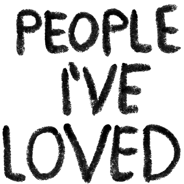 People I've Loved, Oakland, CA logo