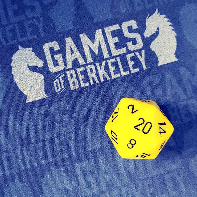 Games of Berkeley, Berkeley, CA logo