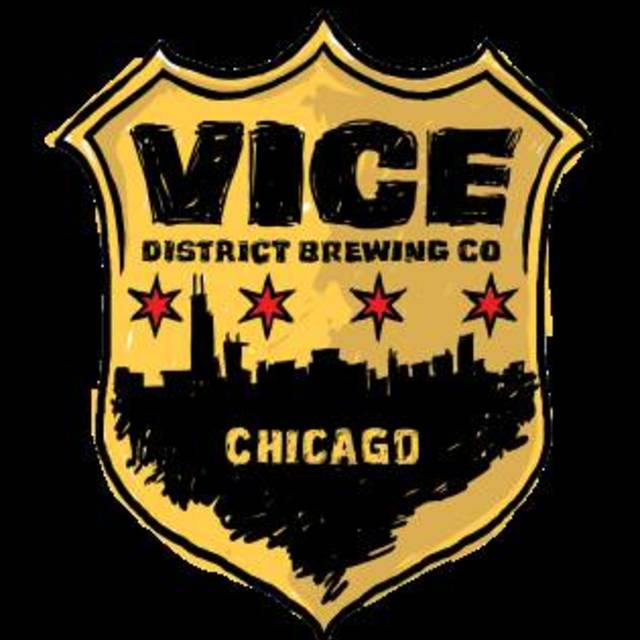Vice District Brewing, Homewood, IL logo