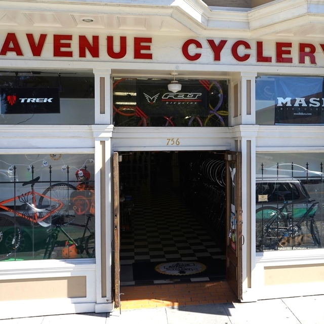 Avenue Cyclery, San Francisco, CA - Localwise business profile picture
