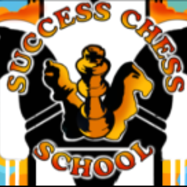 Success Chess, San Jose, CA logo