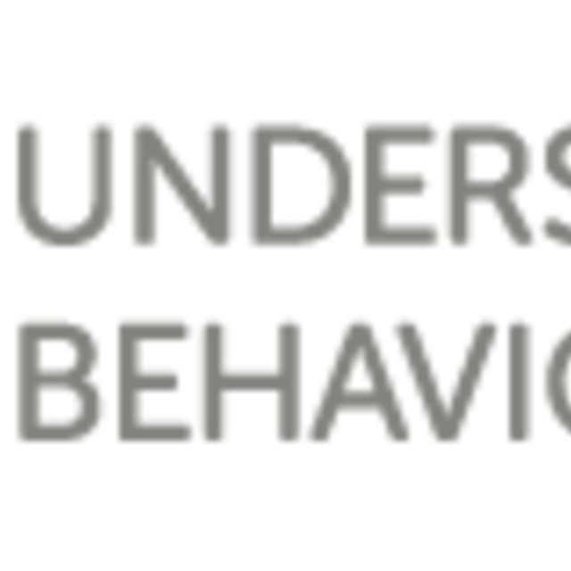 Understanding Behavior, Inc, Hayward, CA logo