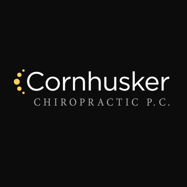 Cornhusker Chiropractic P.C., Lincoln, Lancaster County logo