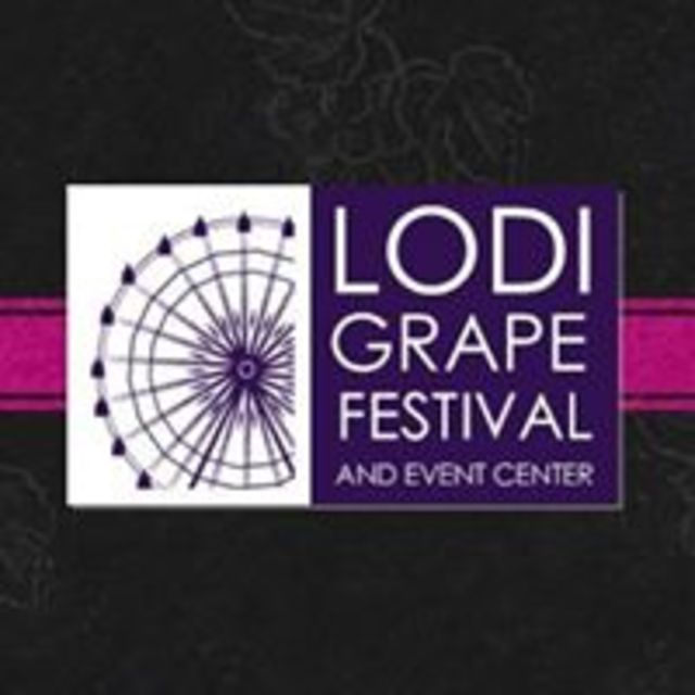 Lodi Grape Festival, Lodi, CA logo