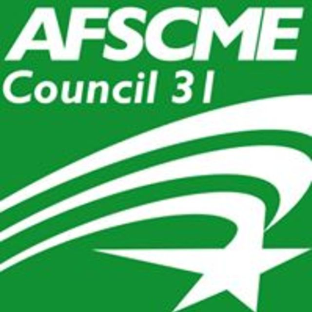 AFSCME Council 31, Chicago, IL logo