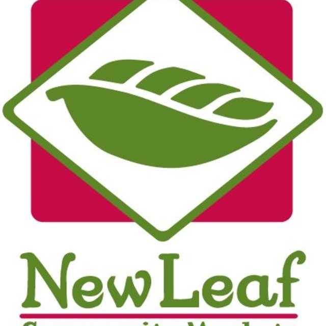New Leaf Community Markets, Santa Cruz, CA logo