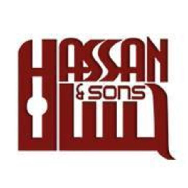 Hassan & Sons Inc., Brentwood, CA logo