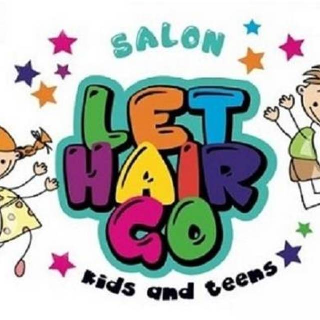 Let Hair Go Children and Adults Hair Salon/Spa/Fitness, Riverside (Township), IL logo