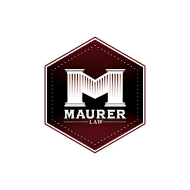 Maurer Law, Spokane, WA logo