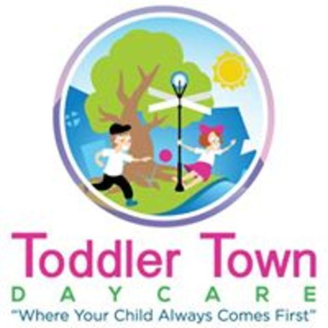 Toddler Town Daycare, Evanston, IL logo