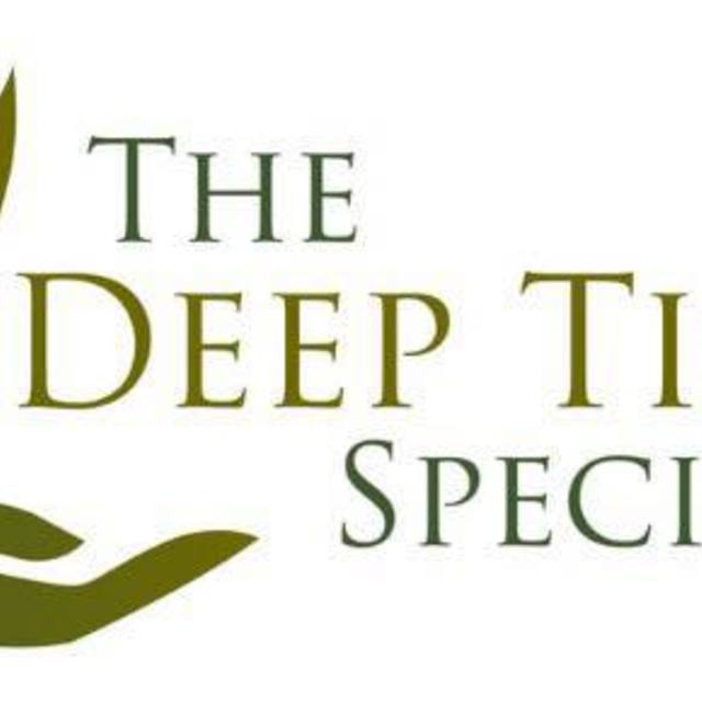 The Deep Tissue Specialist, San Francisco, CA logo