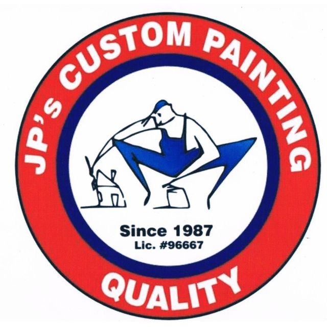 JP's Custom Painting, Bend, OR logo