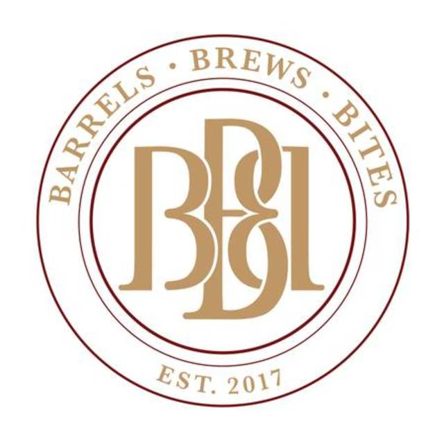 Barrels, Brews and Bites, Healdsburg, CA logo