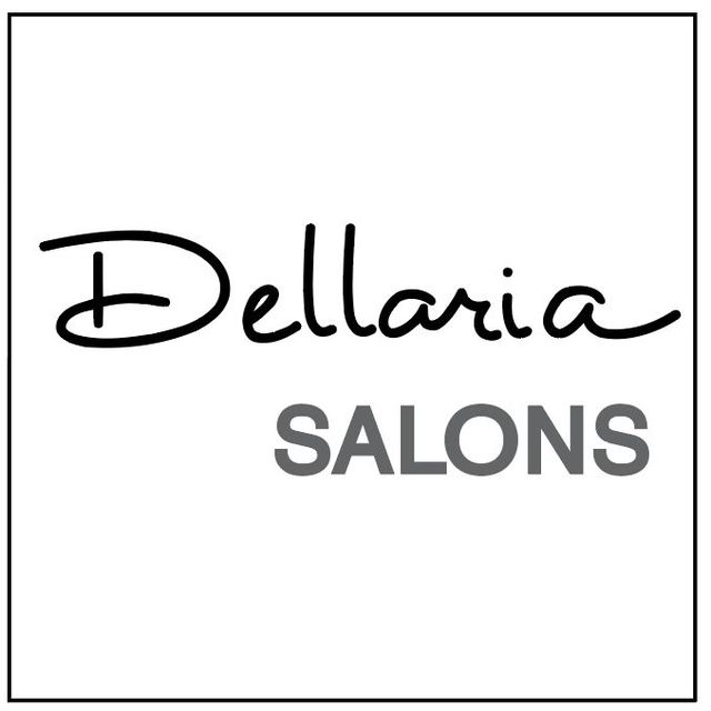 Dellaria Salons, Marlborough, MA logo