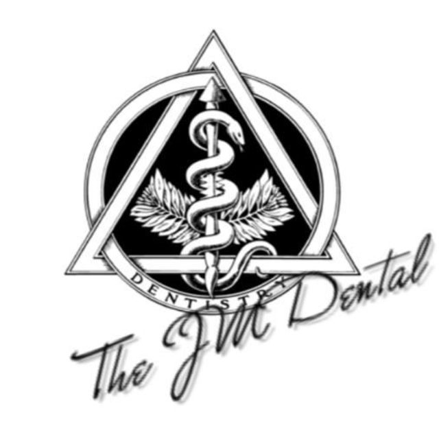 The JM Dental, Santa Ana, CA logo