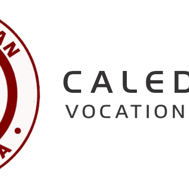 Caledonian, A Vocational Computer Training School, Commerce, CA logo