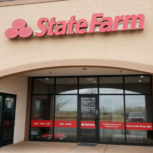 Adam Bird - State Farm Insurance Agent, Denver, CO logo