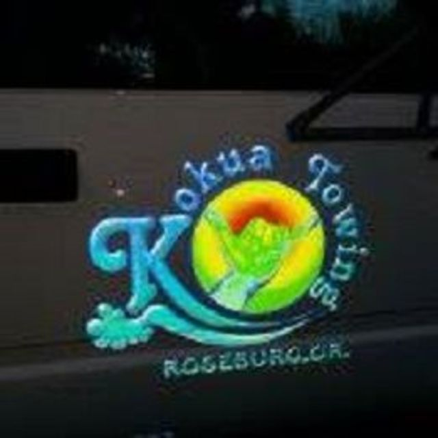 Kokua Towing LLC, Roseburg, OR logo