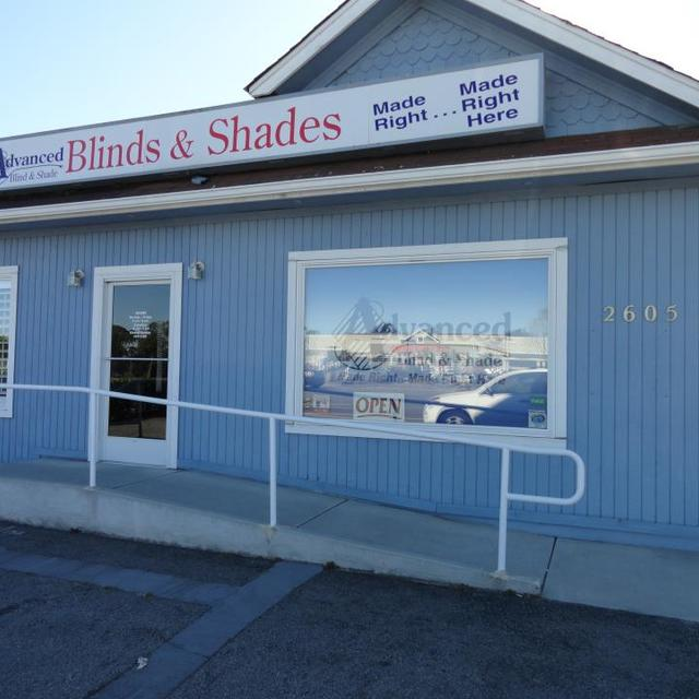 Advanced Blind & Shade, Soquel, CA logo