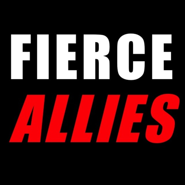 Fierce Allies, Berkeley, CA logo