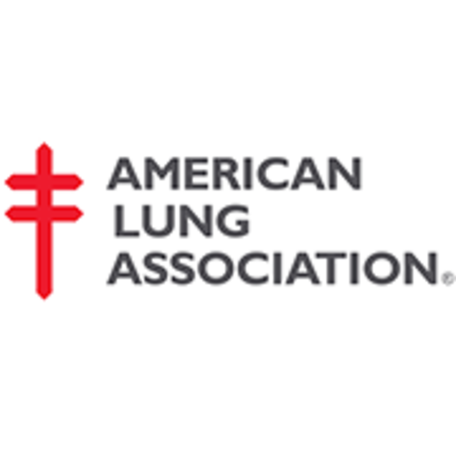 American Lung Association, Chicago, IL logo