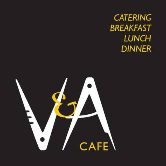 V&A CAFE, NORTH BERKELEY, Berkeley, CA logo