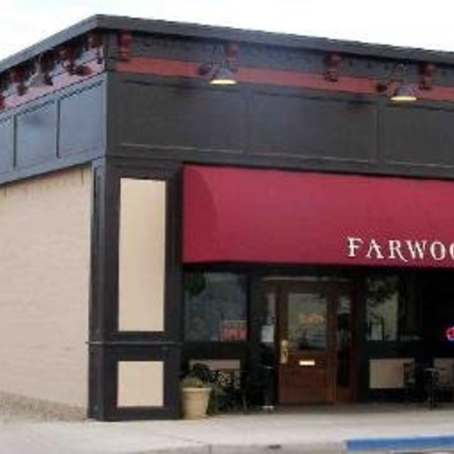 Farwood Bar and Grill, Orland, CA logo