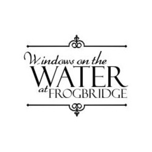 Windows on the Water at Frogbridge, Millstone, NJ logo