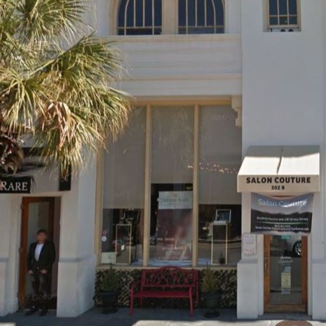 Salon Couture, Charleston, SC logo