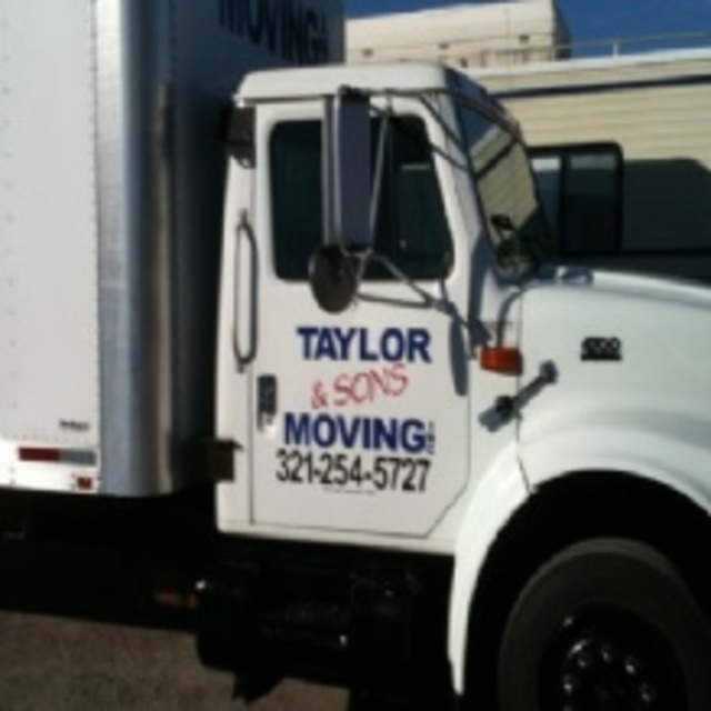 Taylor & Sons Moving, Melbourne, FL logo