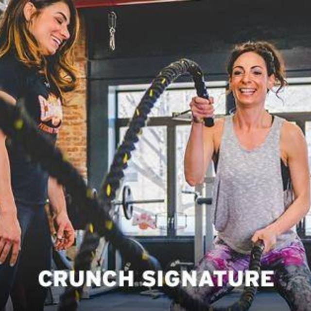 Crunch Fitness - New Montgomery, San Francisco, CA logo