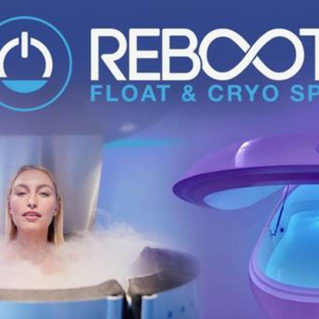 Reboot Float & Cryotherapy Spa, San Francisco, CA logo