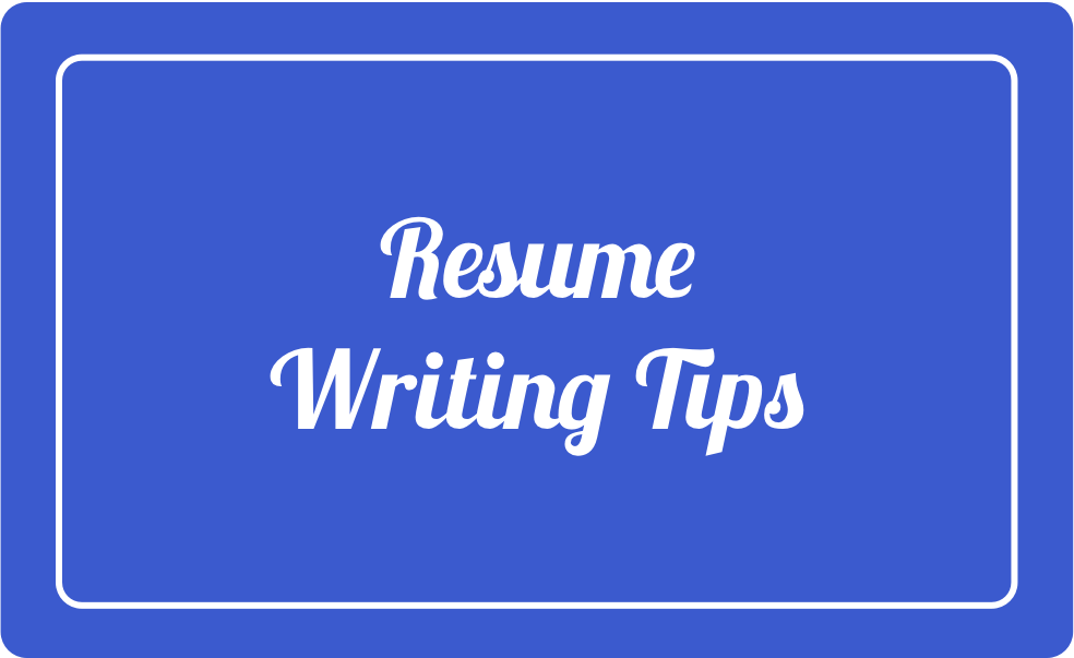 50 Resume Writing Tips Localwise