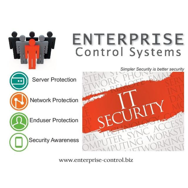 Enterprise Control Systems, Kansas City, MO logo