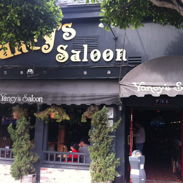 Yancy's Saloon, San Francisco, CA logo