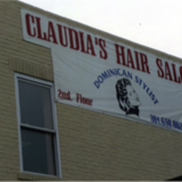Claudia's Hair Salon, Palatine, IL logo