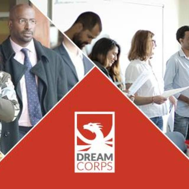 Dream Corps, Oakland, CA logo
