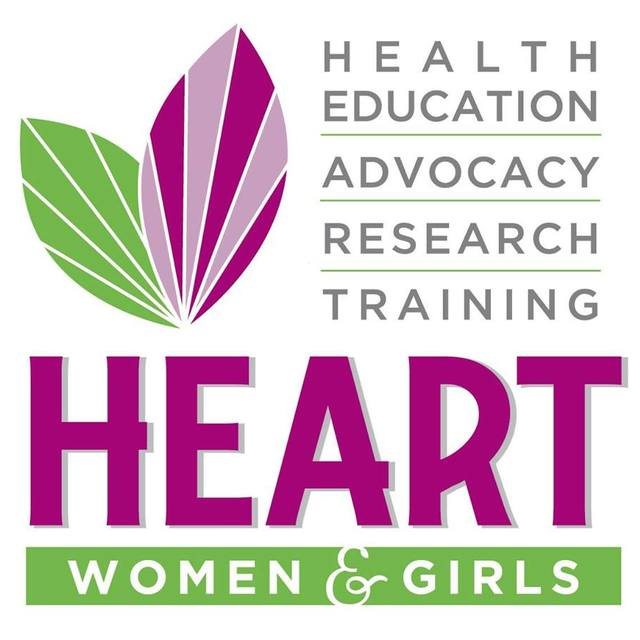 HEART Women & Girls, San Francisco, CA logo