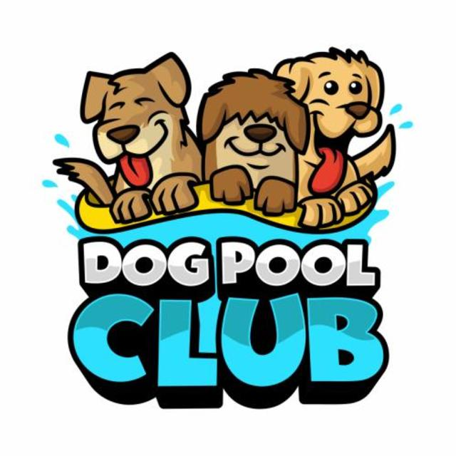 Dog Pool Club, San Carlos, CA logo
